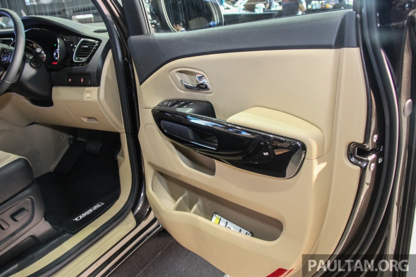 Kia Grand Carnival launched in Malaysia – 2.2 CRDI, three variants, priced from RM154k to RM186k Image #633185