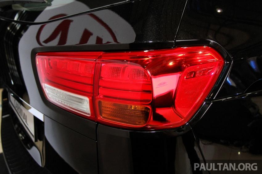 Kia Grand Carnival dilancarkan di Malaysia – tiga varian, 2.2L turbodiesel, harga dari RM154k Image #633366