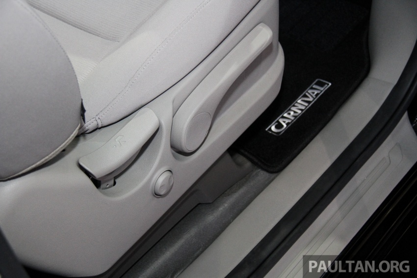 Kia Grand Carnival launched in Malaysia – 2.2 CRDI, three variants, priced from RM154k to RM186k Image #633205