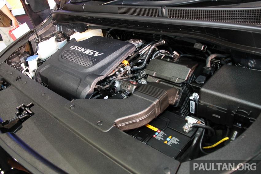 Kia Grand Carnival dilancarkan di Malaysia – tiga varian, 2.2L turbodiesel, harga dari RM154k Image #633336
