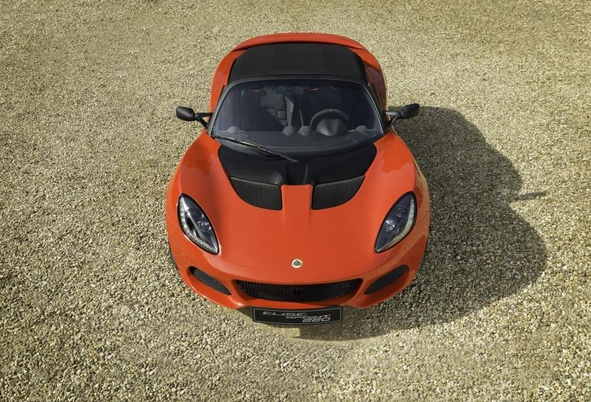 Lotus Elise Sprint muncul lebih ringan, dua pilihan enjin; 1.6 liter 134 hp dan 1.8 liter supercharge 217 hp Image #631478
