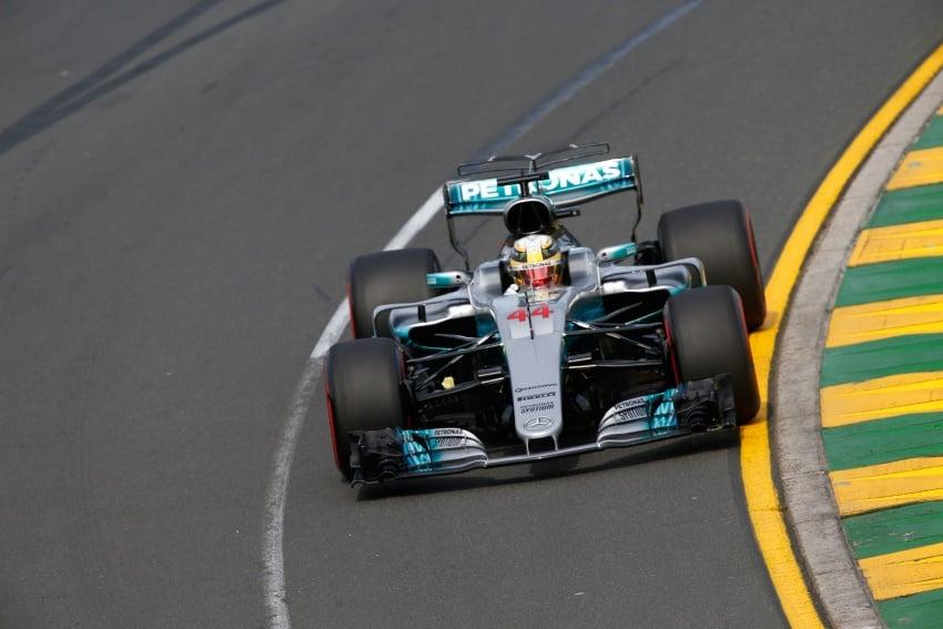 2017 Australian GP – Vettel clinches victory for Ferrari Image #634791