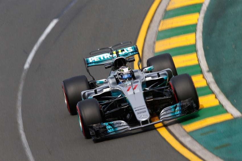 2017 Australian GP – Vettel clinches victory for Ferrari Image #634792