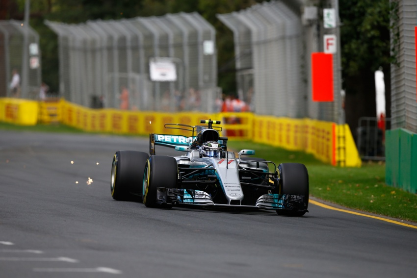 2017 Australian GP – Vettel clinches victory for Ferrari Image #634803