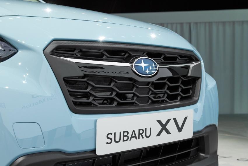 2018 Subaru XV – new looks, better dynamics, safety Image #626082