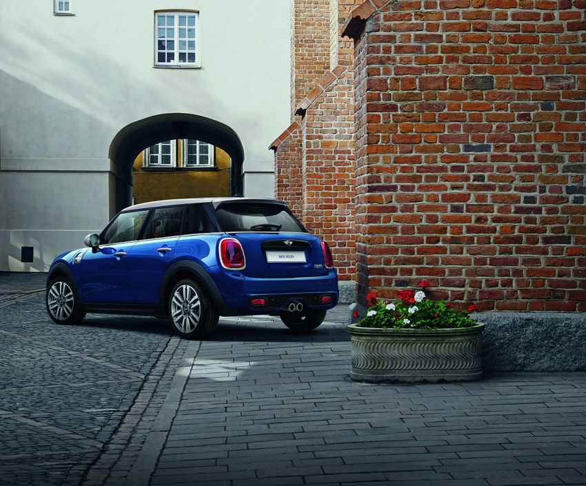 MINI Seven Edition launched in M'sia – special 5 Door Image #623287