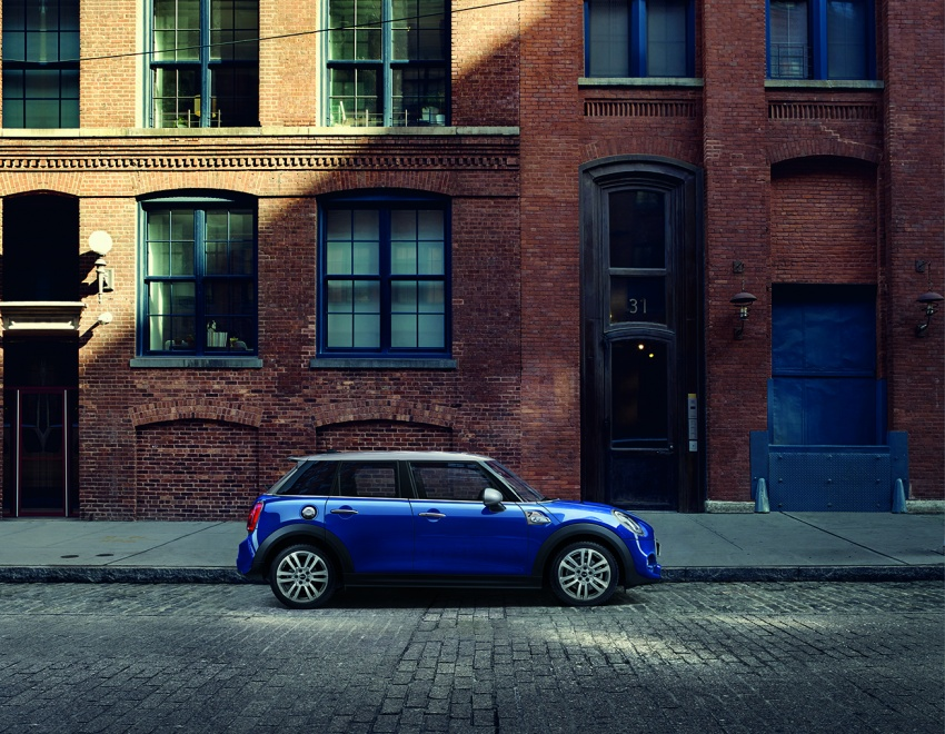 MINI Seven Edition launched in M'sia – special 5 Door Image #623288