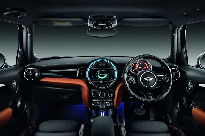 MINI Seven Edition launched in M'sia – special 5 Door Image #623291
