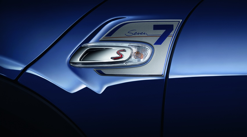 MINI Seven Edition launched in M'sia – special 5 Door Image #623295