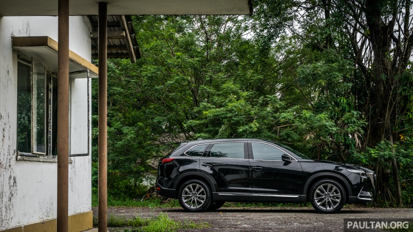DRIVEN: 2017 Mazda CX-9 – pricey, but is it worth it? Image #626641