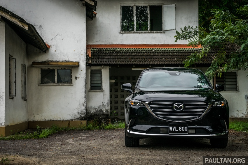 DRIVEN: 2017 Mazda CX-9 – pricey, but is it worth it? Image #626643