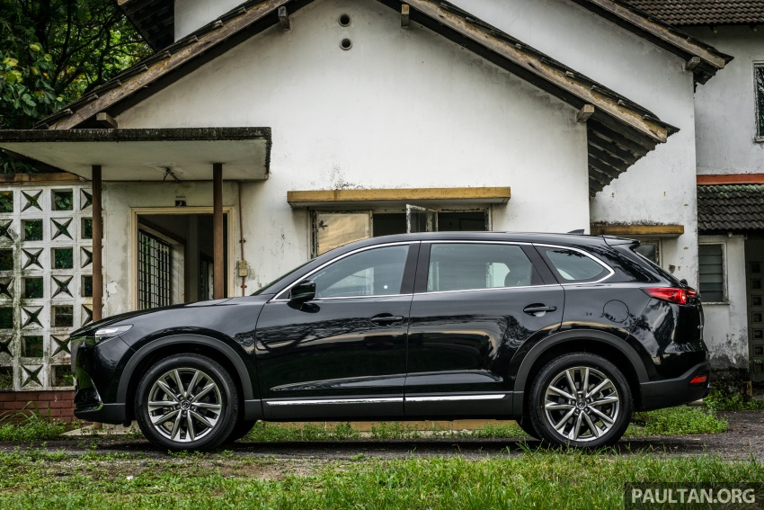 DRIVEN: 2017 Mazda CX-9 – pricey, but is it worth it? Image #626645