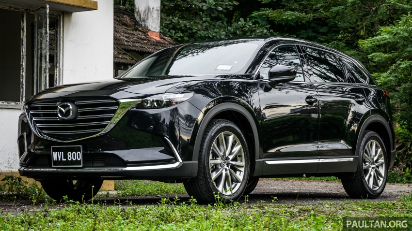 DRIVEN: 2017 Mazda CX-9 – pricey, but is it worth it? Image #626646