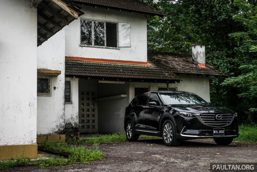 DRIVEN: 2017 Mazda CX-9 – pricey, but is it worth it? Image #626648