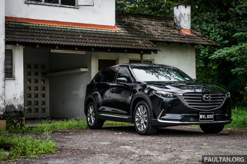 DRIVEN: 2017 Mazda CX-9 – pricey, but is it worth it? Image #626649