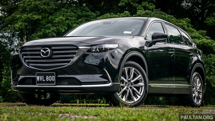 DRIVEN: 2017 Mazda CX-9 – pricey, but is it worth it? Image #626651