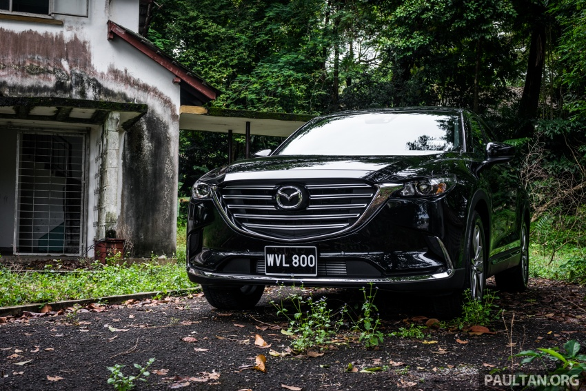 DRIVEN: 2017 Mazda CX-9 – pricey, but is it worth it? Image #626633