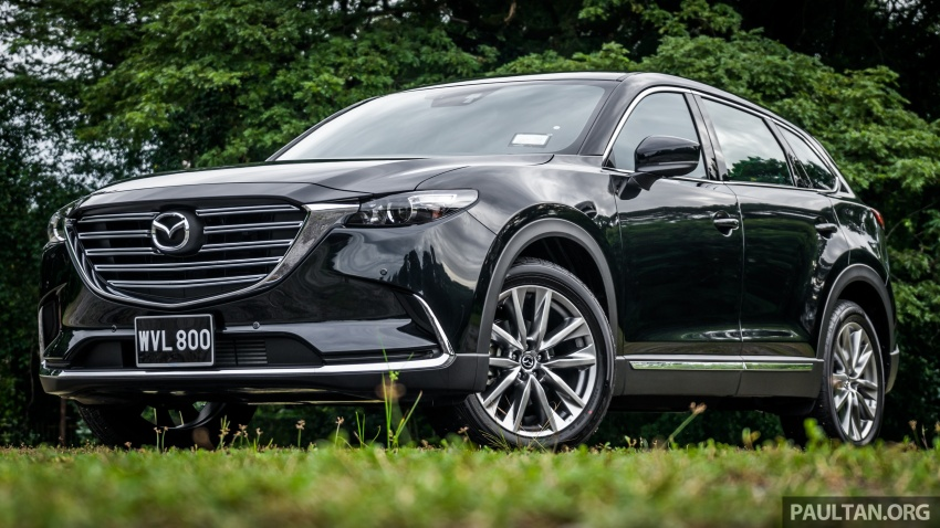 DRIVEN: 2017 Mazda CX-9 – pricey, but is it worth it? Image #626653