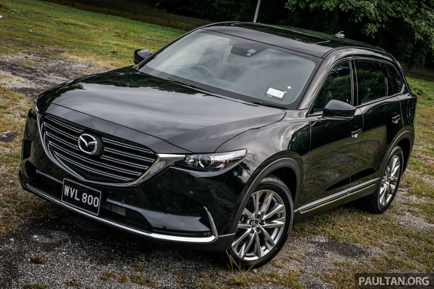 DRIVEN: 2017 Mazda CX-9 – pricey, but is it worth it? Image #626655