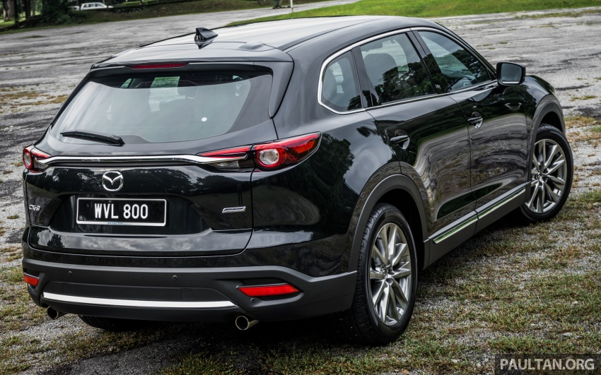 DRIVEN: 2017 Mazda CX-9 – pricey, but is it worth it? Image #626660