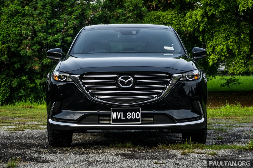 DRIVEN: 2017 Mazda CX-9 – pricey, but is it worth it? Image #626661