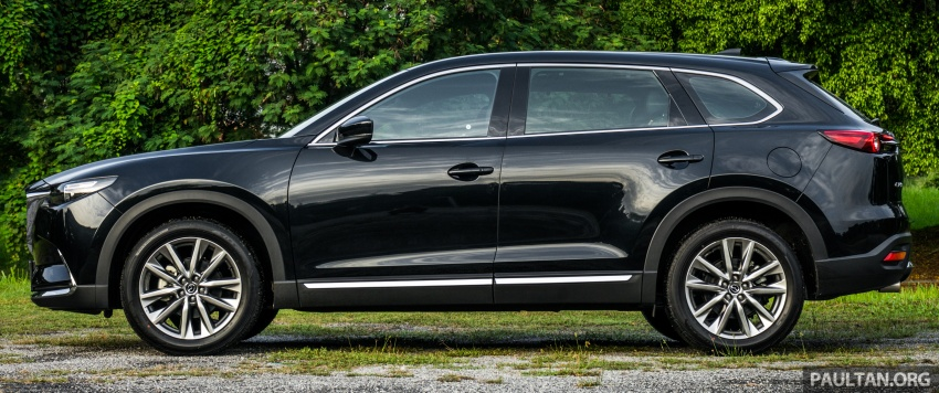 DRIVEN: 2017 Mazda CX-9 – pricey, but is it worth it? Image #626662