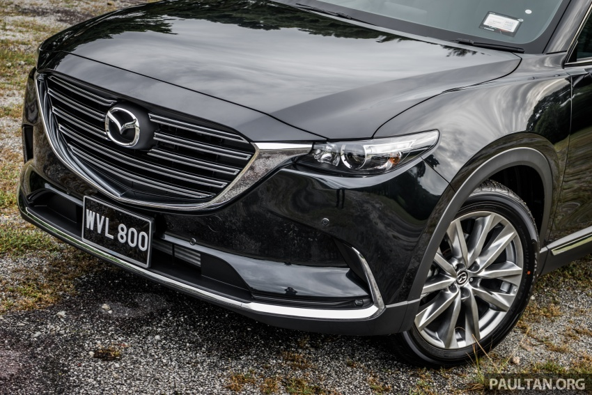 DRIVEN: 2017 Mazda CX-9 – pricey, but is it worth it? Image #626666