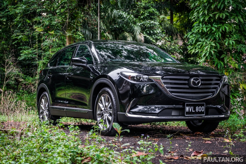 DRIVEN: 2017 Mazda CX-9 – pricey, but is it worth it? Image #626634