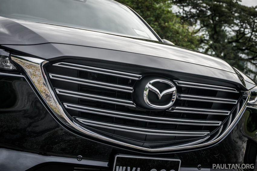 DRIVEN: 2017 Mazda CX-9 – pricey, but is it worth it? Image #626673