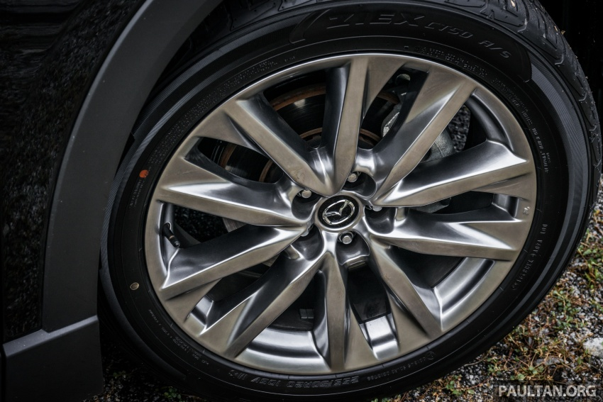 DRIVEN: 2017 Mazda CX-9 – pricey, but is it worth it? Image #626678