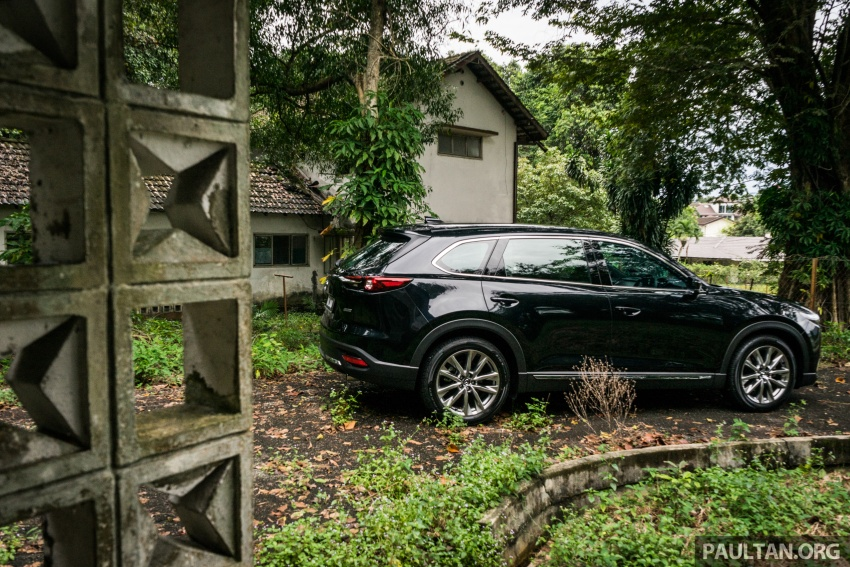 DRIVEN: 2017 Mazda CX-9 – pricey, but is it worth it? Image #626635