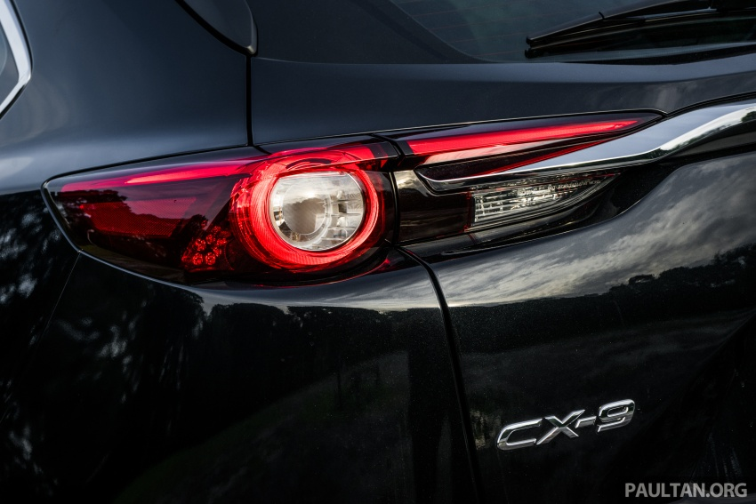 DRIVEN: 2017 Mazda CX-9 – pricey, but is it worth it? Image #626692