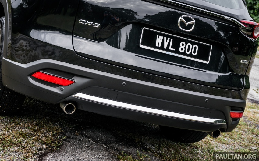 DRIVEN: 2017 Mazda CX-9 – pricey, but is it worth it? Image #626697