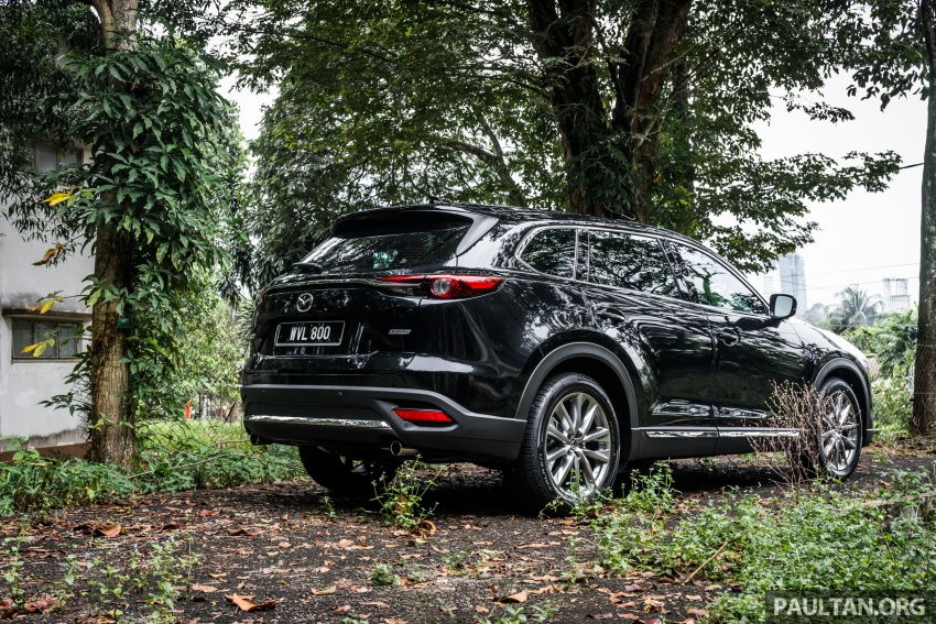DRIVEN: 2017 Mazda CX-9 – pricey, but is it worth it? Image #626636