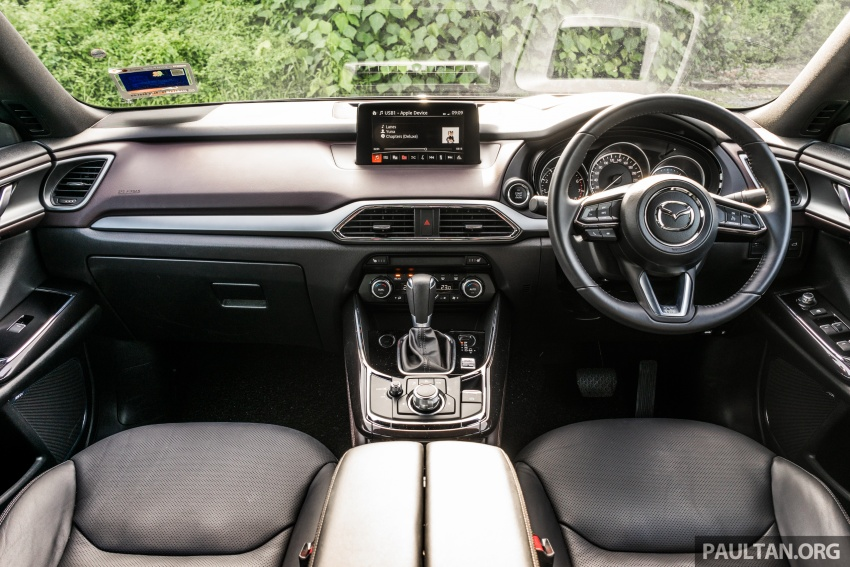 DRIVEN: 2017 Mazda CX-9 – pricey, but is it worth it? Image #626703