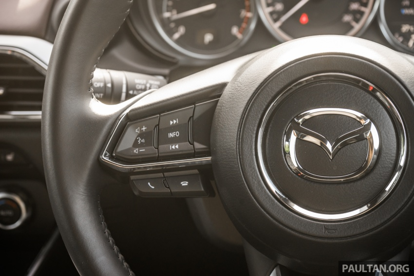DRIVEN: 2017 Mazda CX-9 – pricey, but is it worth it? Image #626708