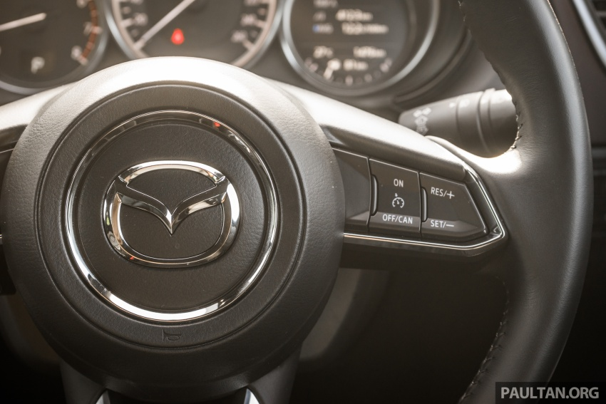 DRIVEN: 2017 Mazda CX-9 – pricey, but is it worth it? Image #626709