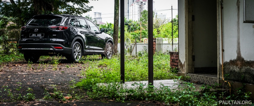 DRIVEN: 2017 Mazda CX-9 – pricey, but is it worth it? Image #626637