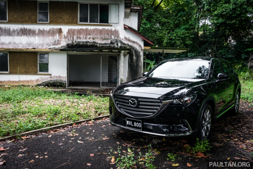 DRIVEN: 2017 Mazda CX-9 – pricey, but is it worth it? Image #626638