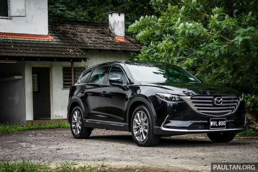 DRIVEN: 2017 Mazda CX-9 – pricey, but is it worth it? Image #626640