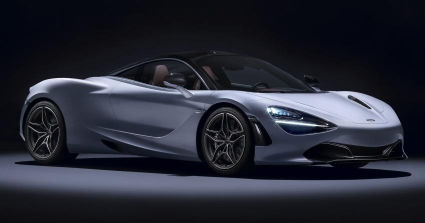 McLaren 720S – model generasi kedua Super Series; 0-100 km/j dalam 2.9 saat, laju maksimum 341km/j Image #626782