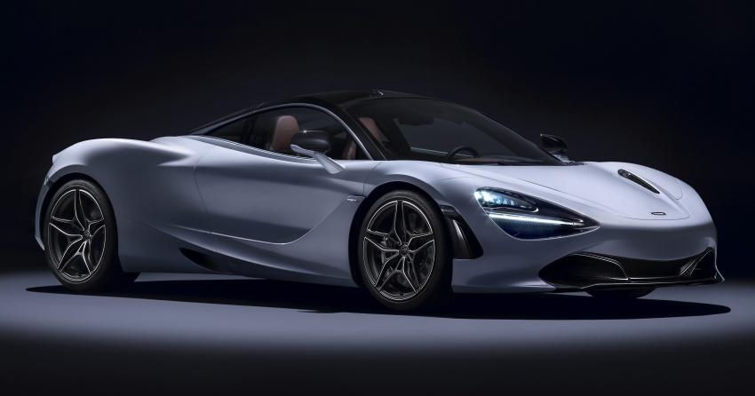 McLaren 720S – second-gen Super Series model debuts in Geneva; 0-100 km/h in 2.9s; 341 km/h Image #626374