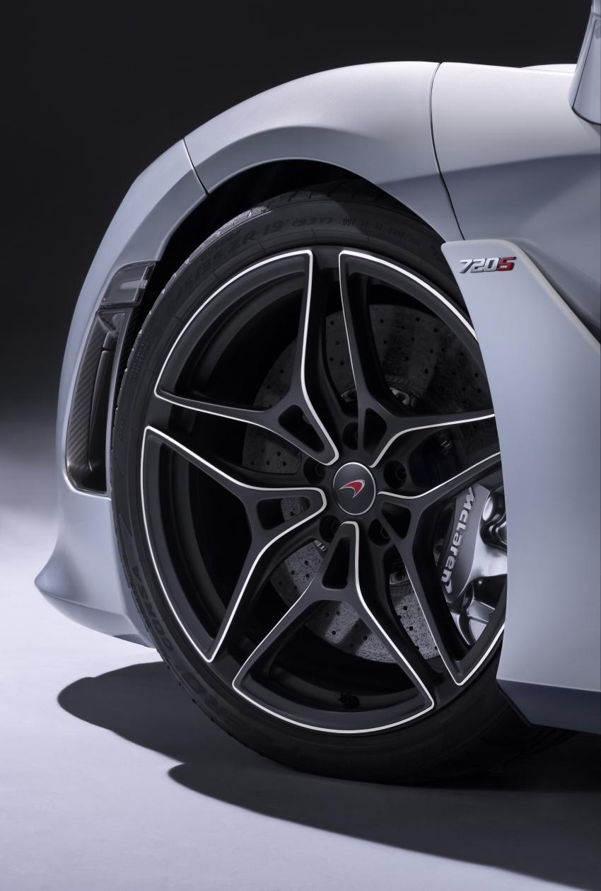 McLaren 720S – second-gen Super Series model debuts in Geneva; 0-100 km/h in 2.9s; 341 km/h Image #626387