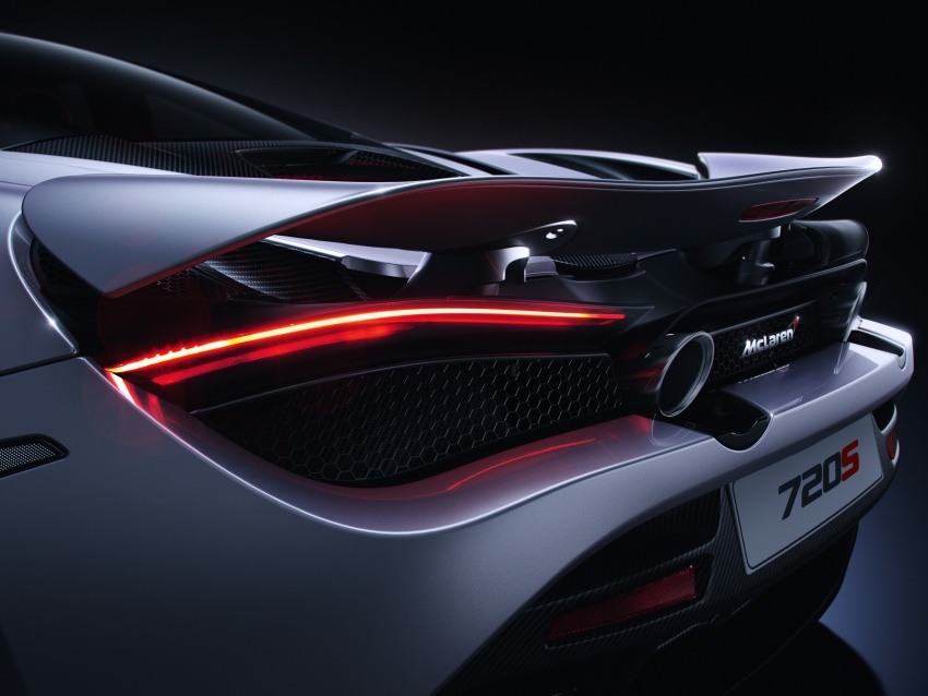 McLaren 720S – second-gen Super Series model debuts in Geneva; 0-100 km/h in 2.9s; 341 km/h Image #626389