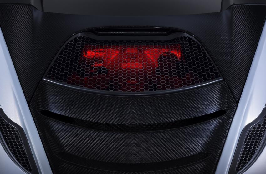 McLaren 720S – second-gen Super Series model debuts in Geneva; 0-100 km/h in 2.9s; 341 km/h Image #626390