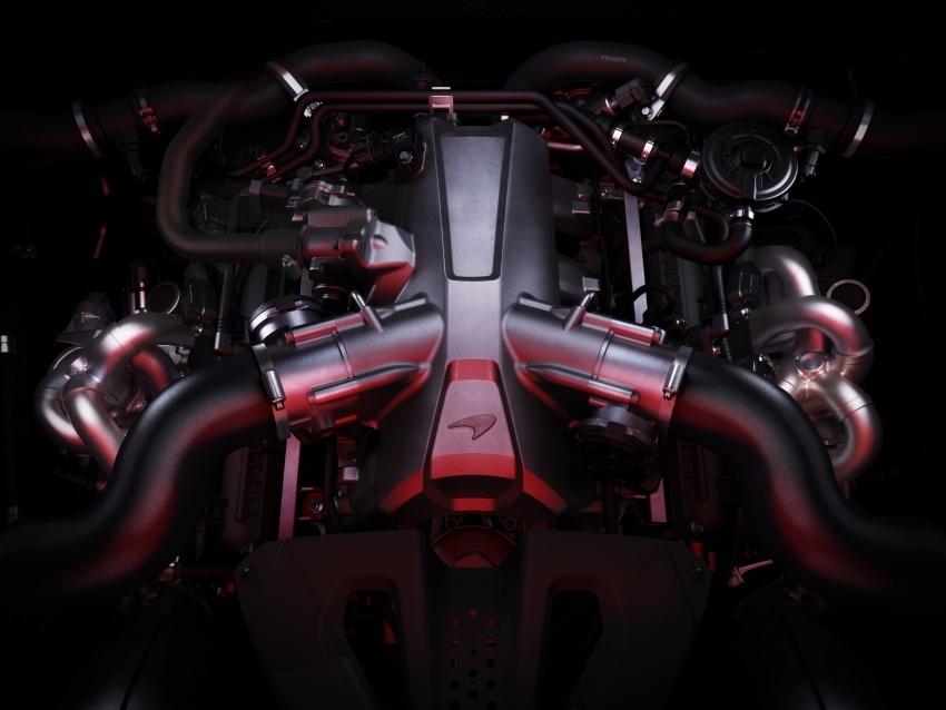 McLaren 720S – model generasi kedua Super Series; 0-100 km/j dalam 2.9 saat, laju maksimum 341km/j Image #626768