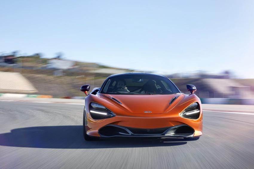 McLaren 720S – model generasi kedua Super Series; 0-100 km/j dalam 2.9 saat, laju maksimum 341km/j Image #626754