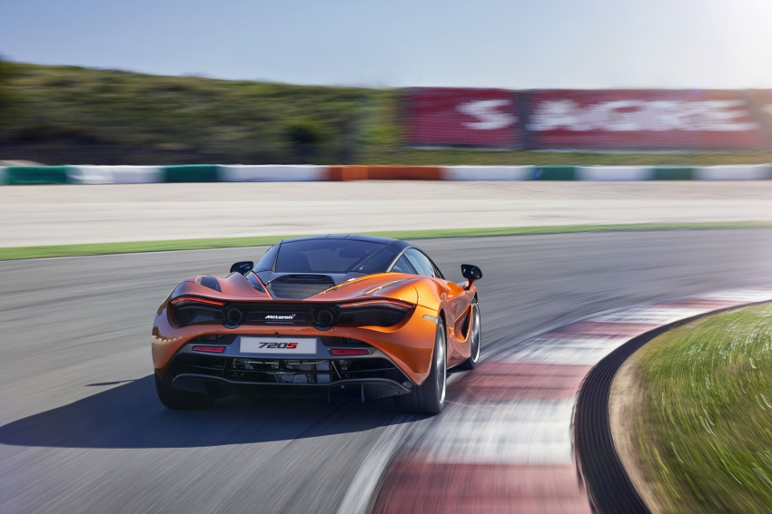 McLaren 720S – second-gen Super Series model debuts in Geneva; 0-100 km/h in 2.9s; 341 km/h Image #626398