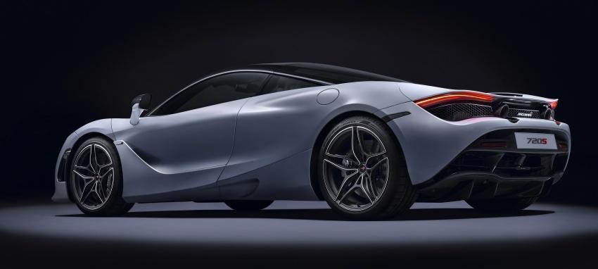 McLaren 720S – model generasi kedua Super Series; 0-100 km/j dalam 2.9 saat, laju maksimum 341km/j Image #626781