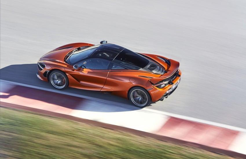 McLaren 720S – second-gen Super Series model debuts in Geneva; 0-100 km/h in 2.9s; 341 km/h Image #626399